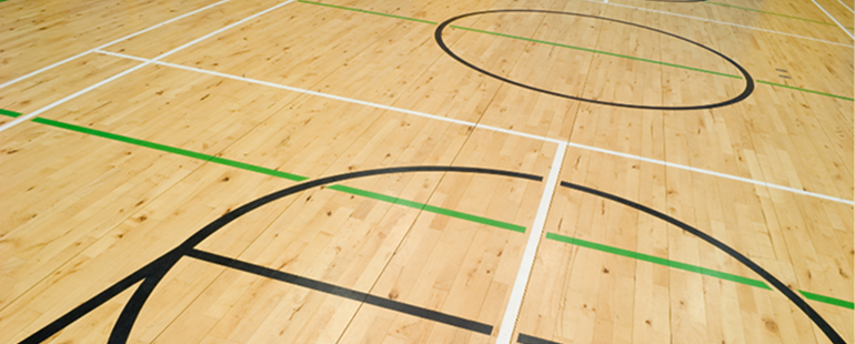 center activities: court sports